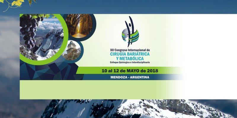 XII Congreso Internacional de Cirugía Bariátrica y Metabólica