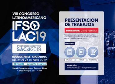 Congreso latinoamericano IFSO LAC 2019