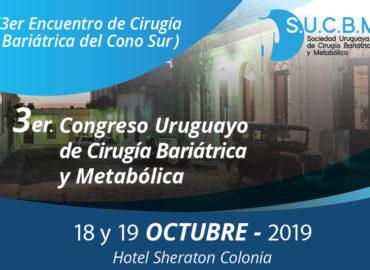 3er Congreso Uruguayo de Cirugía Bariátrica y Metabólica
