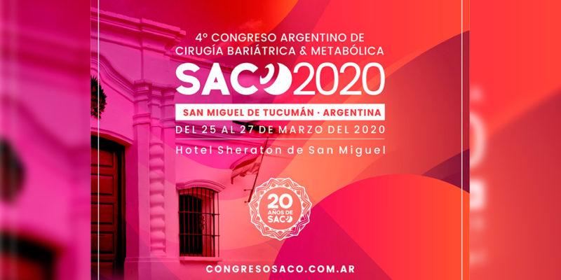 Congreso argentino de Cirugía Bariátrica y Metabólica 2020