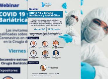 Webinar - COVID 19 y la Cirugía Bariátrica y Metabólica